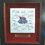 2008 Base from World Series