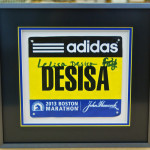 Boston Marathon Bib
