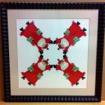 Santa's Cross Stitch