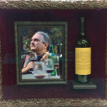 Tribute to a wine maker