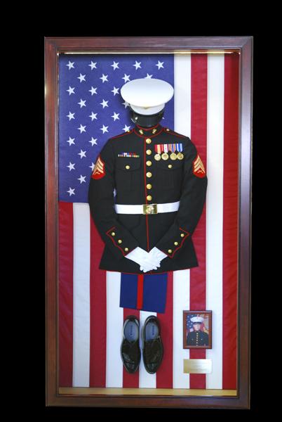Military Uniform   framersmarketgallery.com